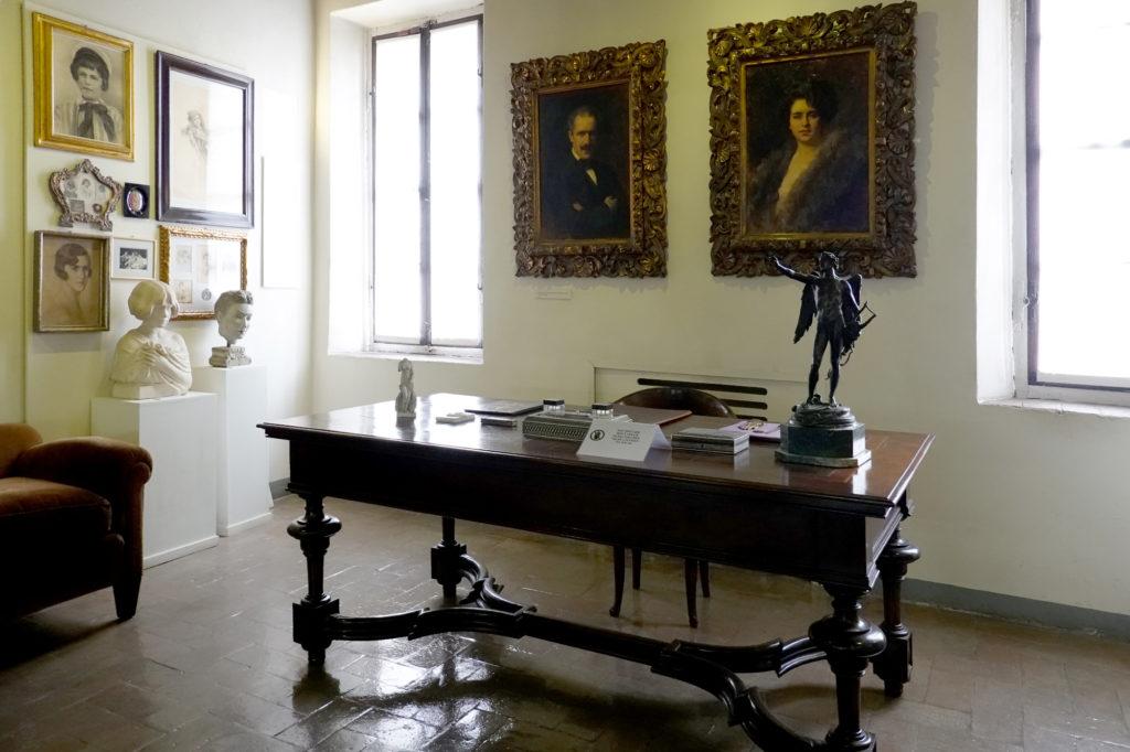トスカニーニの生まれた部屋、パルマ