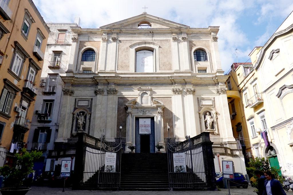 サンタ・マリア・ドンナレジーナ教会博物館