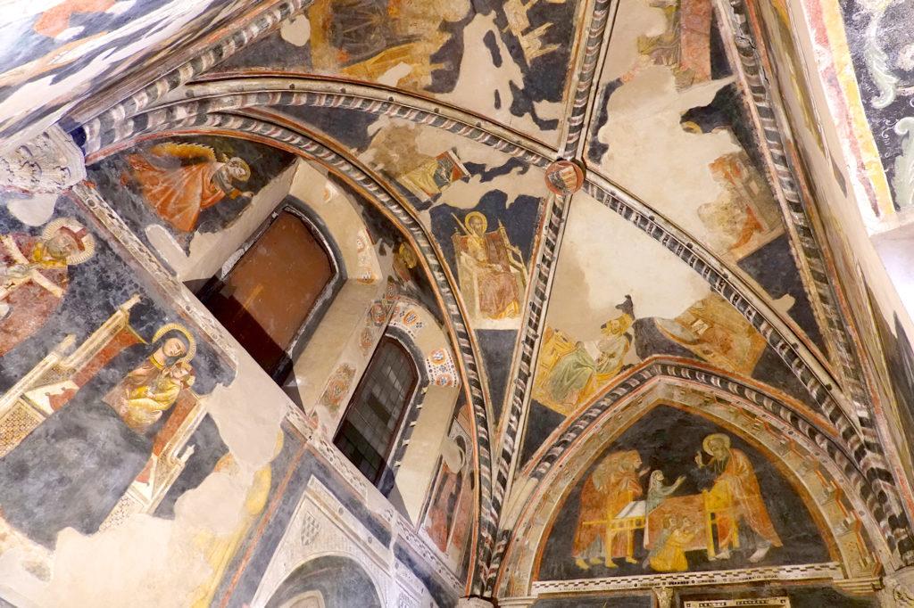 ロッフレード礼拝堂、ドンナレジーナ・ヴェッキア教会